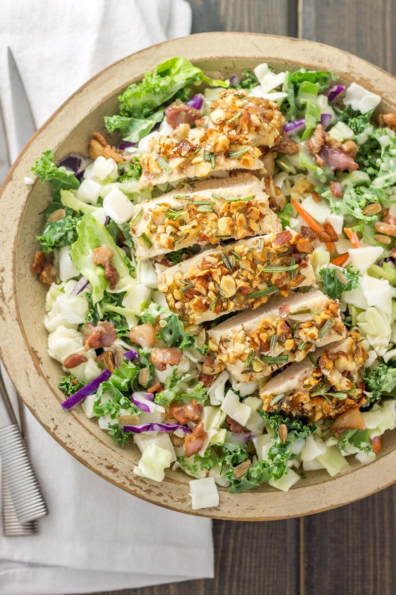 Almond Veggie Salad
