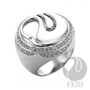 Feri Swan Ring