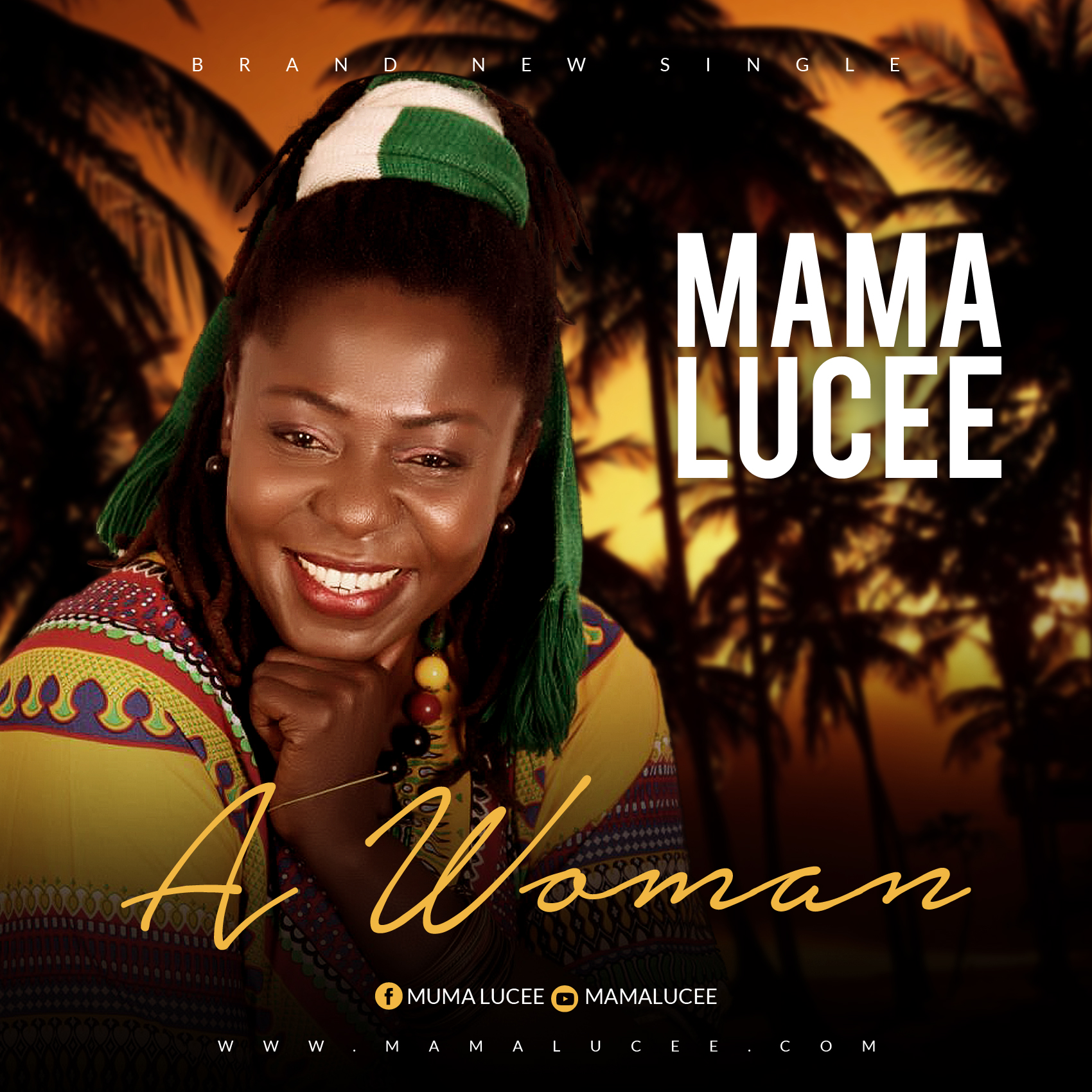 A Woman by Mama Lucee