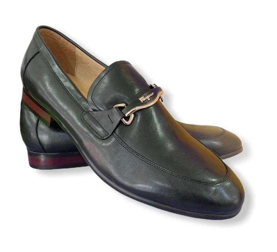 Ferragamo Men Shoe Size 49