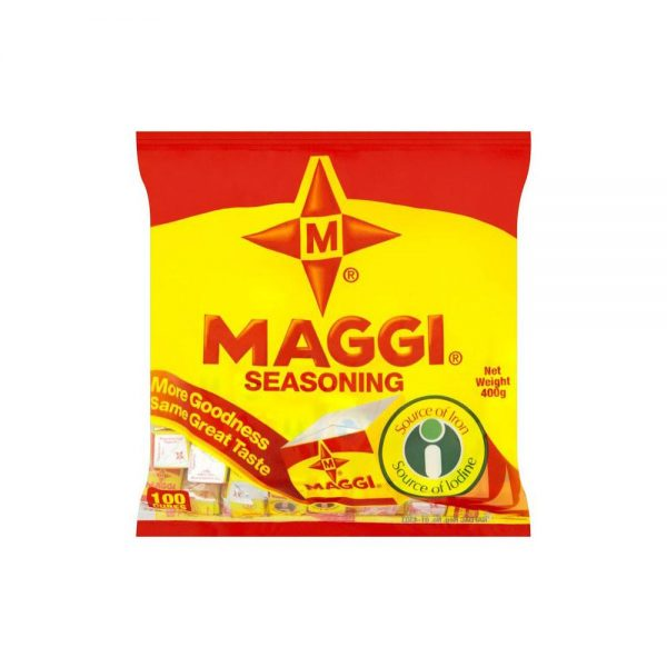 Maggi Star Seasoning Cubes